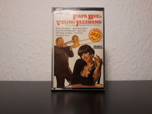 Happy Jazz Party - Papa Bue's Viking Jazzband (Kassette)