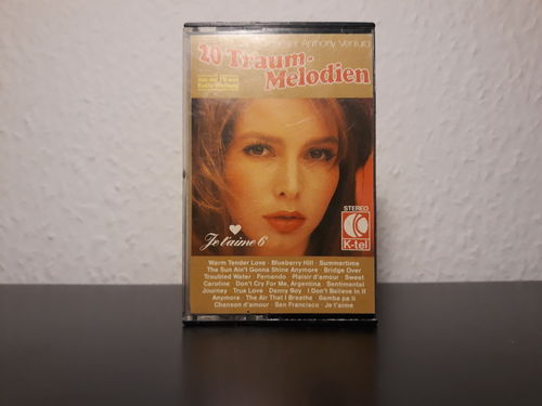 Orchester Anthony Ventura - 20 Traum-Melodien (Kassette)